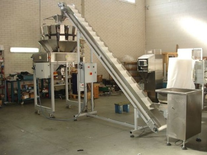 Multicabezal pesador: Catálogo de Maquinaria de Pymar