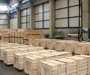 Embalajes para exportaciones