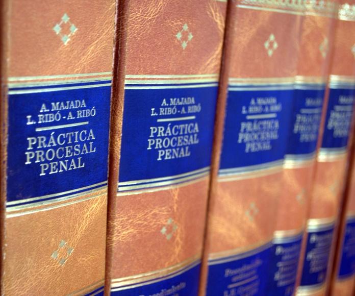 Ámbito Penal: Áreas jurídicas de Miguez & De La Torre Abogados