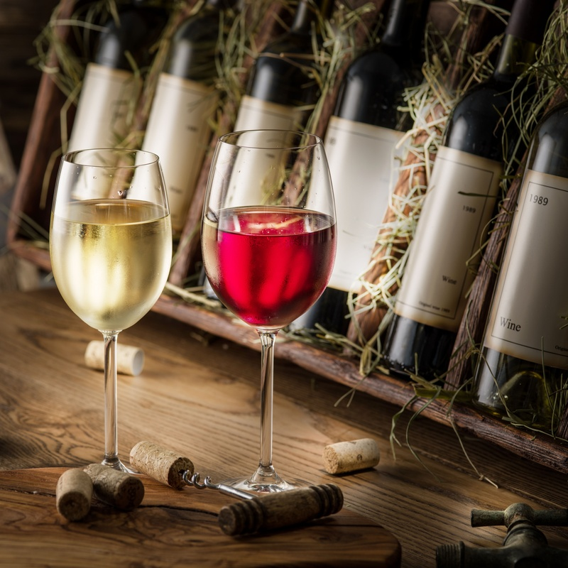 Carta de vinos: Carta de La Manduca de Ávila