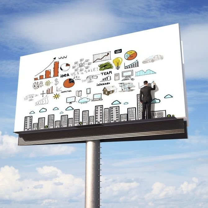 Ventajas de la publicidad exterior en altura