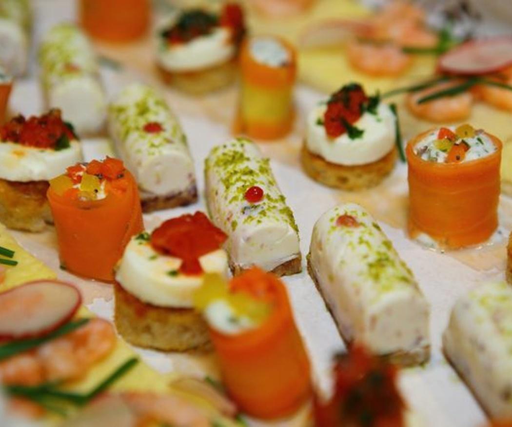 Cuestiones básicas sobre el aperitivo de boda
