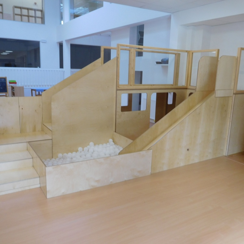 Mobiliario para escuelas infantiles: Productos de Tecdema