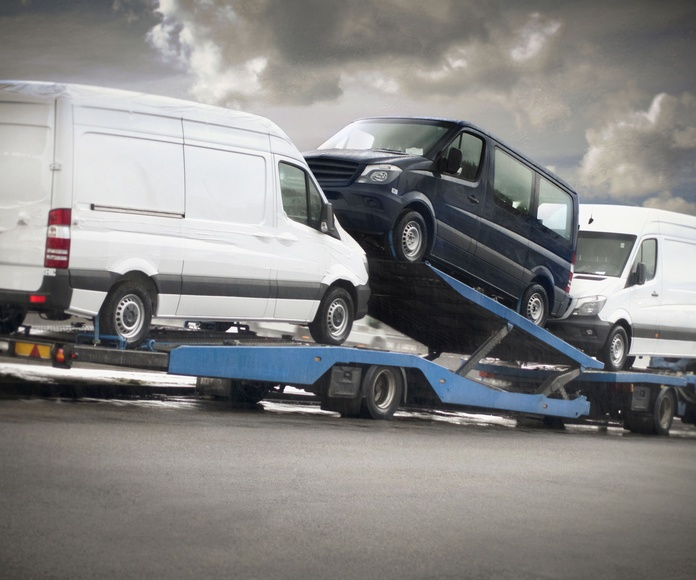 Transporte de vehículos: Servicios de Romar Logística 2012, S.L.