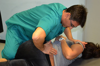 Fisioterapia Traumatológica: Servicios de Alberfis