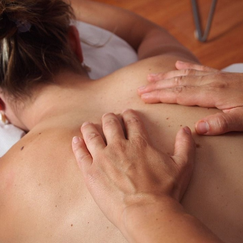 Masaje relajante (masoterapia): Servicios y Tratamientos de Vanesa Vendrell Estética