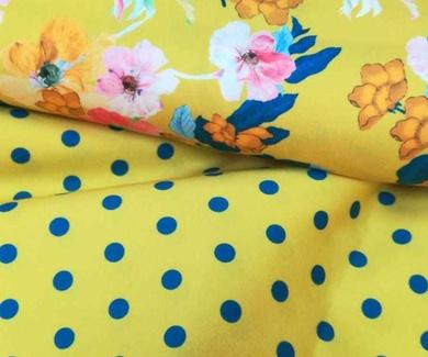 Nueva temporada tejidos y trajes de  flamenca