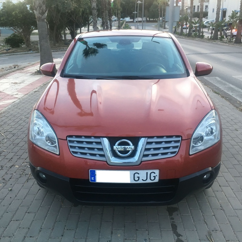 NISSAN QASHQAI: COCHES DE OCASION de Automóviles Parque Mediterráneo