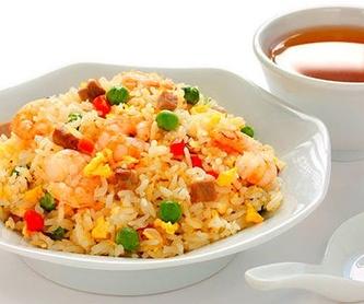 Sakes y licores: Menús de Kiniro Sushi