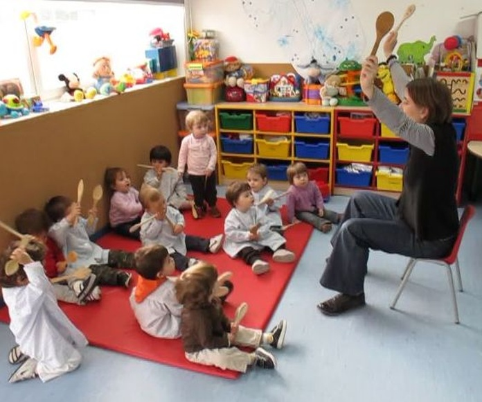 Colegio infantil concertado en Las Tablas