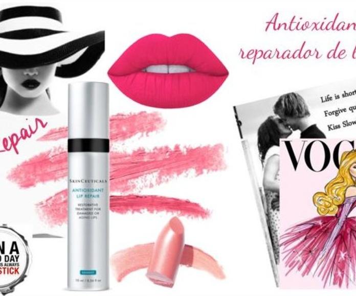 Lip Repair de Skinceuticals para reparar tus labios