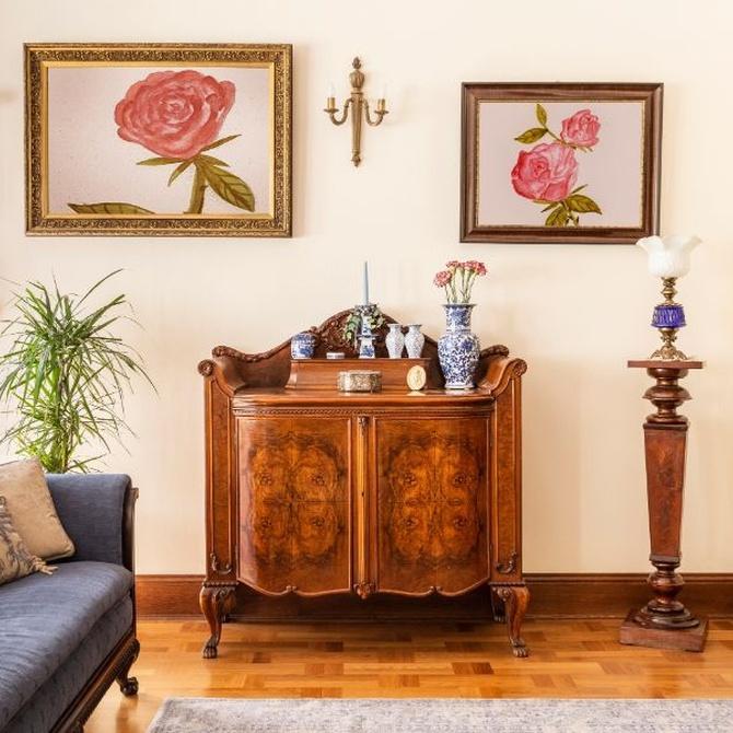 Factores clave en la tasación de muebles antiguos