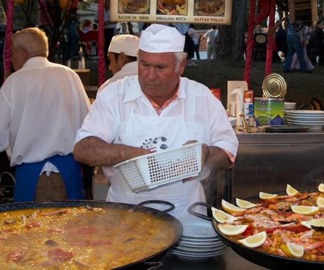 La rica gastronomía valenciana