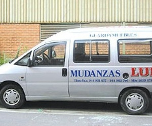 Empresa de mudanzas en Bizkaia