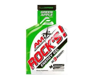 AMIX ROCK´S Energy Gel (Green apple / Cola)