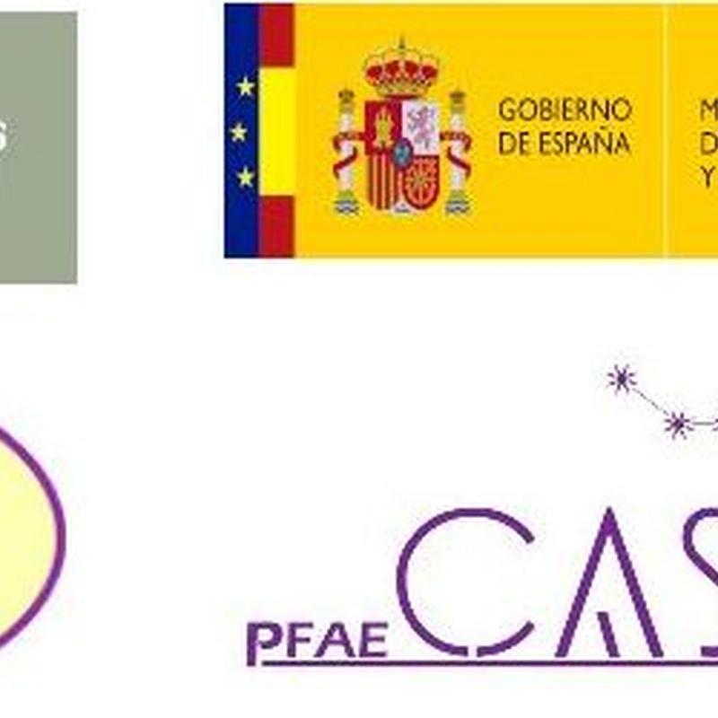 MF 1448_3 Recursos sociales y comunitarios para PCD y MF 1449_3 Acompañamie: Proyectos y Servicios de Asociación Domitila