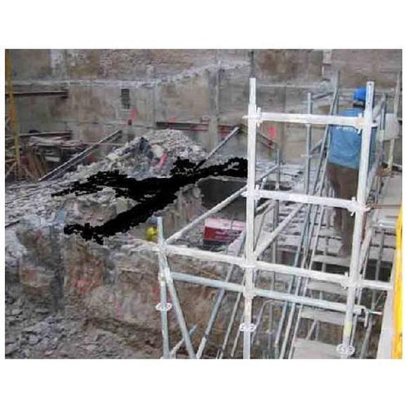 Herramientas para demoliciones manuales: Servicios de Derribos Mateo