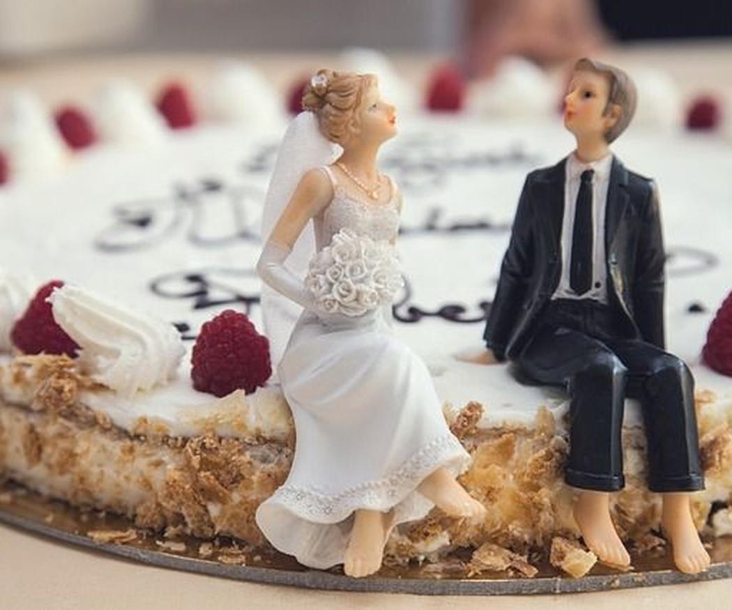 Partes de un banquete de boda