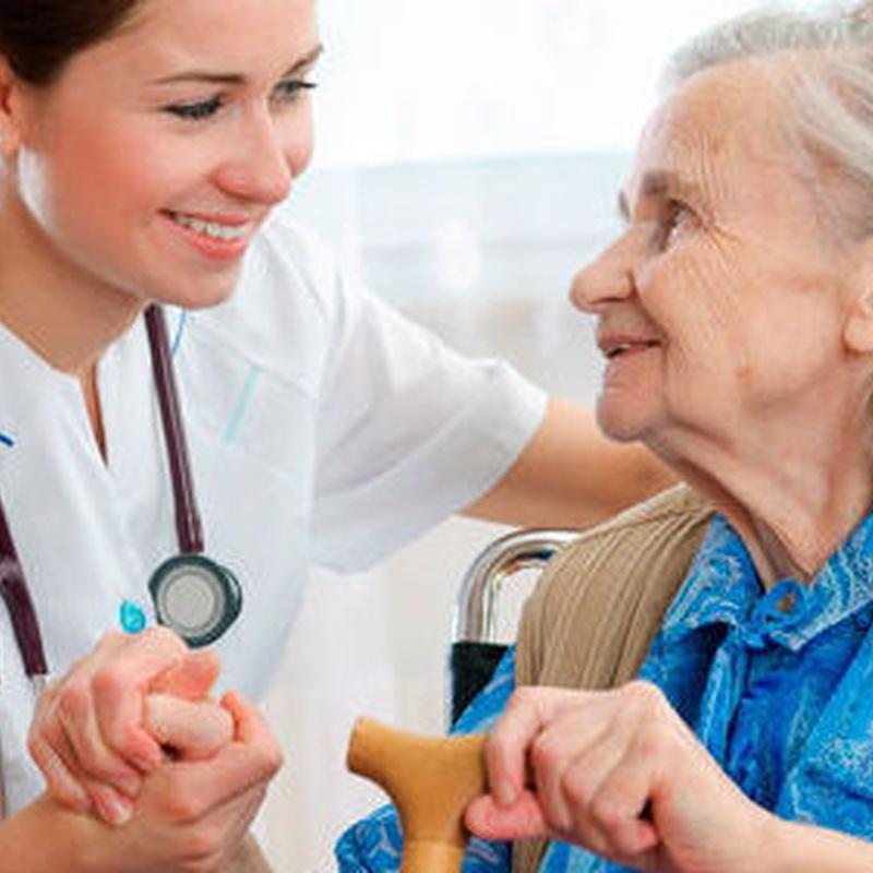 Residencia geriátrica válidos: Servicios de Residencia Santa Bárbara del Hórreo