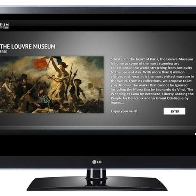 Con Smart TV ha llegado la televisión inteligente