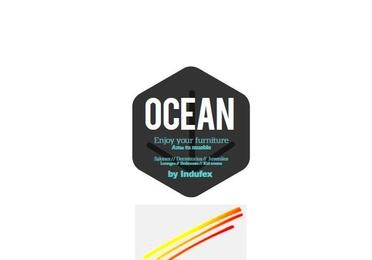 Colección Ocean_Comedores, dormitorios, juveniles y auxiliares