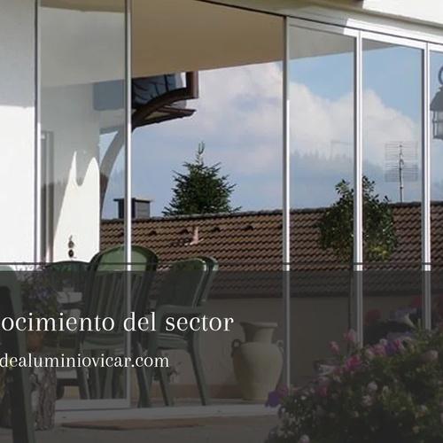 Carpintería de aluminio, metálica y PVC en Barcelona | Vicar