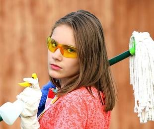 La importancia de la limpieza