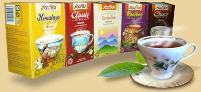 YOGUI TEA, Infusiones ayurvedicas: Catálogo de La Despensa Ecológica