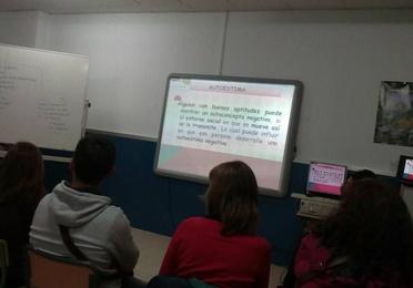Intervención socioeducativa