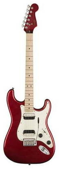 Fender SQ Contemporary Strat HH MNDMR dos humbucker 2 pastillas dobles