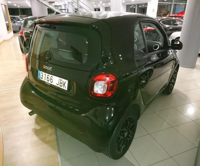 SMART FORTWO COUPE PASSION: Compra venta de coches de CODIGOCAR