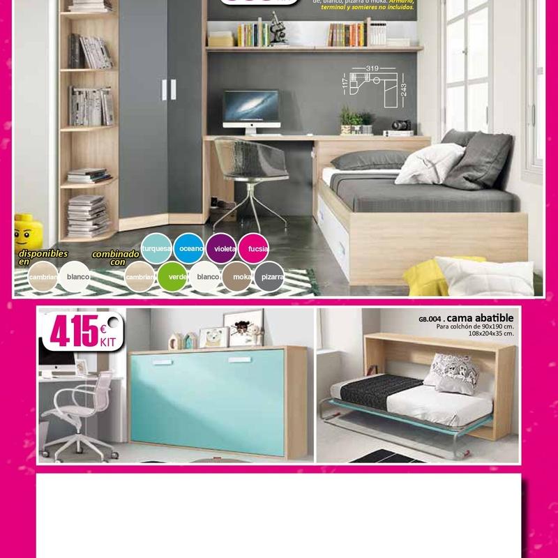 Catálogo 2019: Productos de El As del descanso