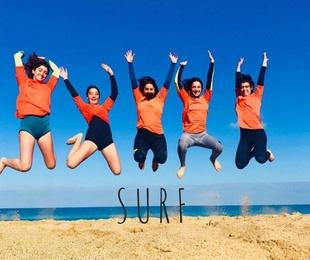 Cursos de Surf Verano