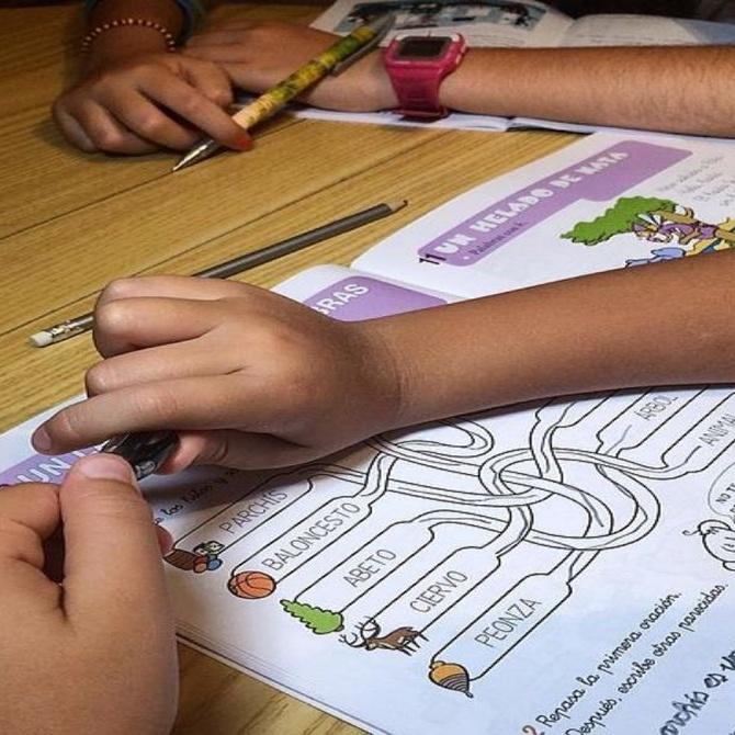 Consejos para que los pequeños hagan las tareas en verano