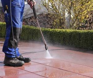 Limpieza de jardines en Burgos