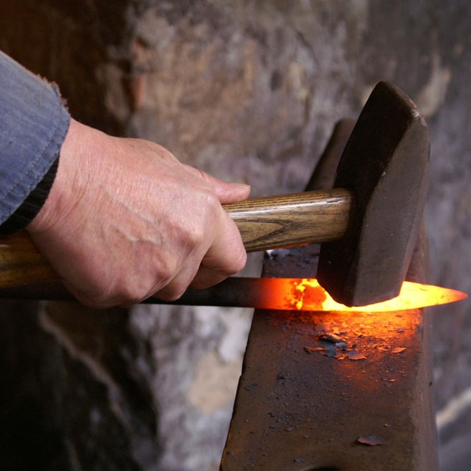 La historia del acero