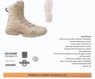 Canana de nylón: Catálogo de Izulan