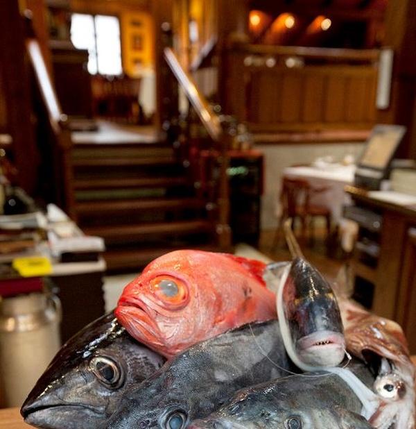 Cocina: El Restaurante de Casa Tataguyo