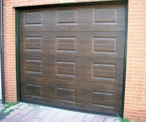 Puertas de garaje en Valladolid