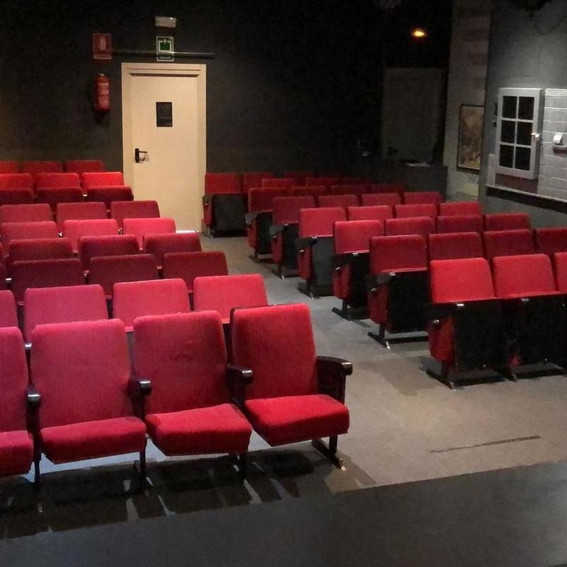 Alquila la sala: Cartelera y actividades de Teseo Teatro