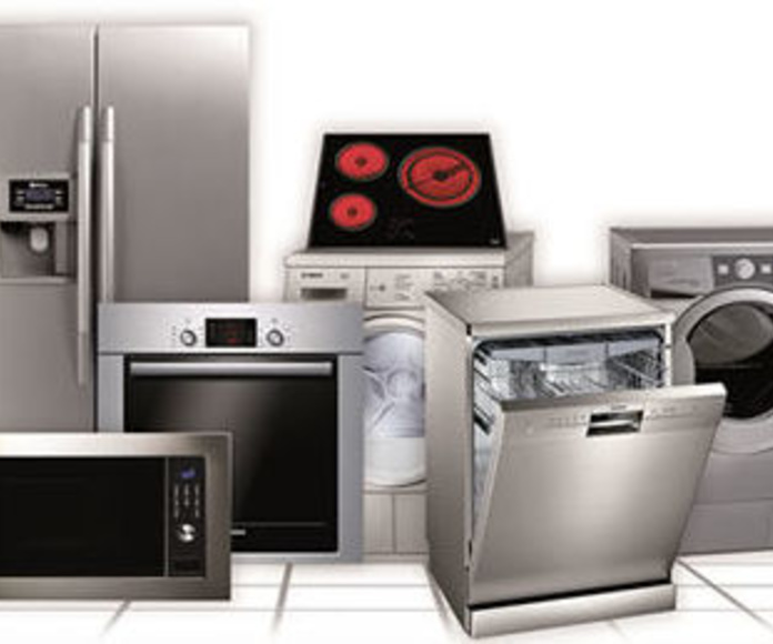 Electrodomésticos: Trabajos de Carpintería Isidro Coy