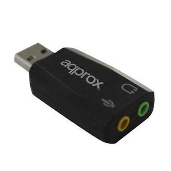 approx! APPUSB51 Adaptador USB Sonido 5.1 : Productos y Servicios de Stylepc