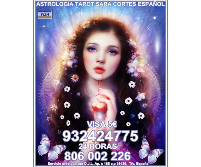 Tarot Sara Cortes: Servicios de tarot de Tarot Sara Cortés