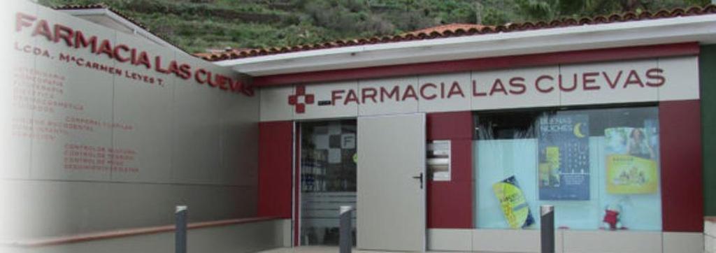 Farmacia homeopática La Orotava