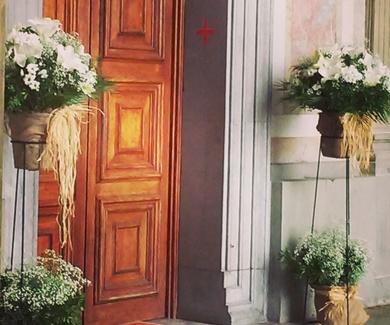 *Floristeria Greenflor en Barcelona.