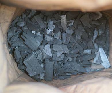 Carbón mineral en Cantabria