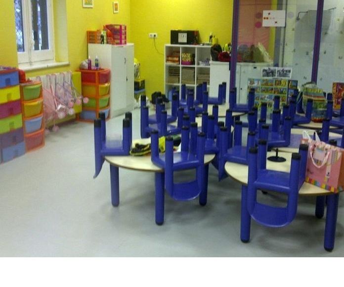 Limpieza de colegios, oficinas y casetas de obra