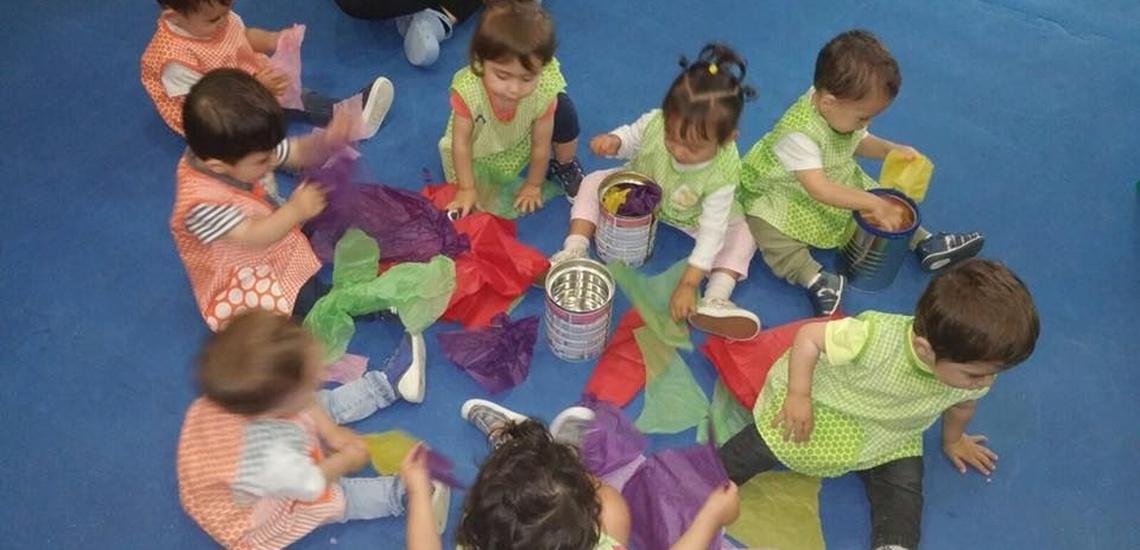 Escuela Bressol en Granollers (Barcelona) para que tus hijos aprendan compartiendo