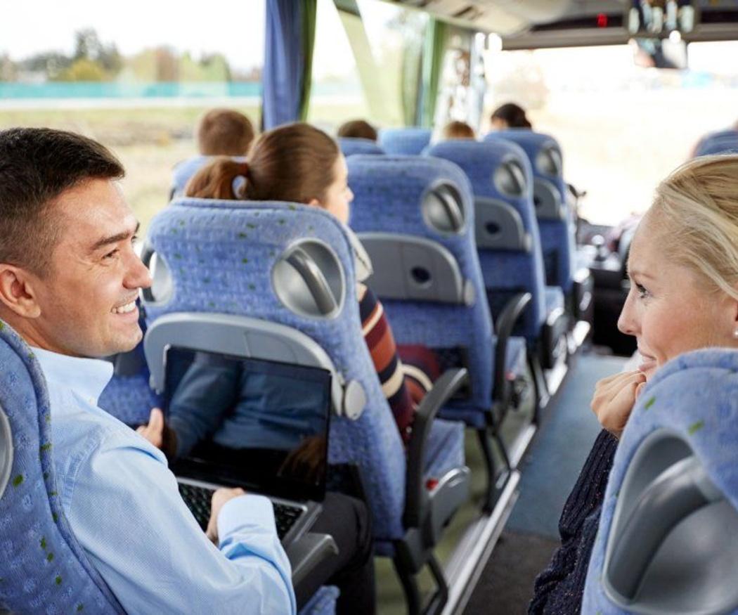 Cómo viajar seguro en autocar