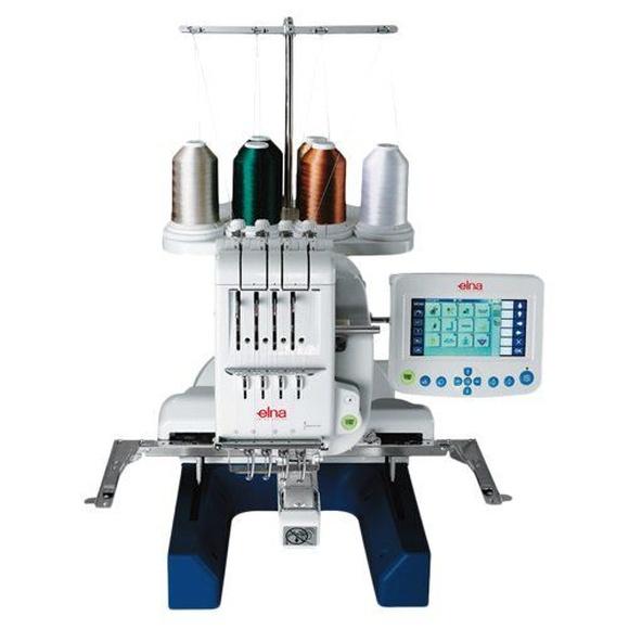 M Elna 940-9900 Máquina de bordar 4 agujas: Productos de J. Pujol